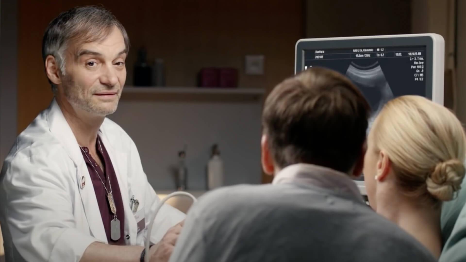 T-Mobile: Klinika Inovativní Péče - Dvojčata